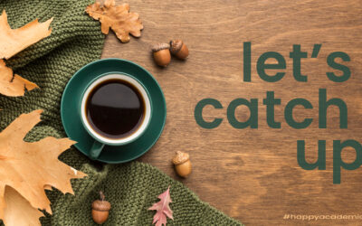 Fall Catch Up: What's New?